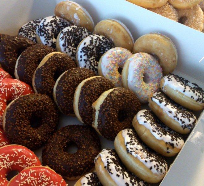 Hybrid-donuts